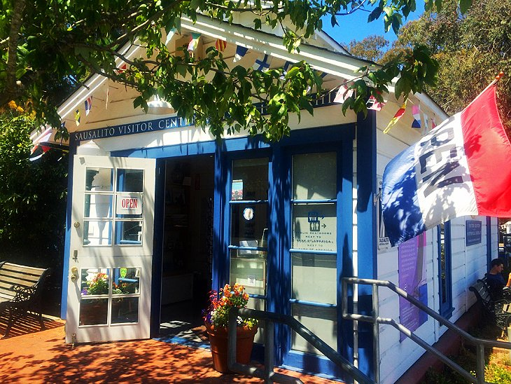 Sausalito Visitors Center and Historical Exhibit