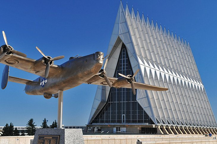 United States Air Force Chapel