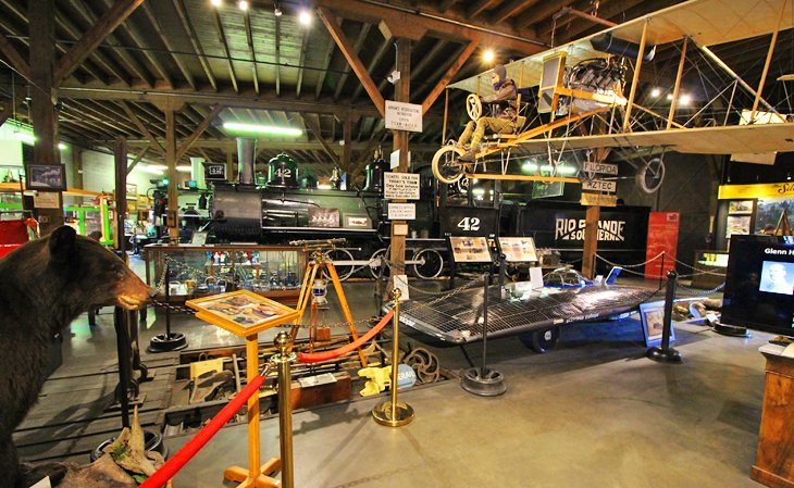 Discover History at the D&SNGRR Railroad Museum
