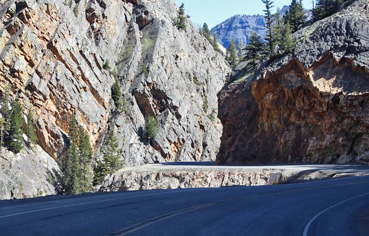 Drive the San Juan Scenic Byway and the Million Dollar Highway