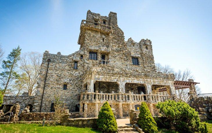 Parque estatal del castillo de Gillette