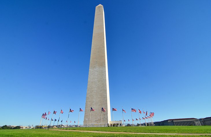 15 top rated tourist attractions in washington d c for Historical sites in the usa