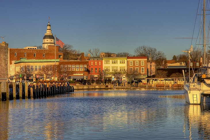 The Historic Seaport of Annapolis