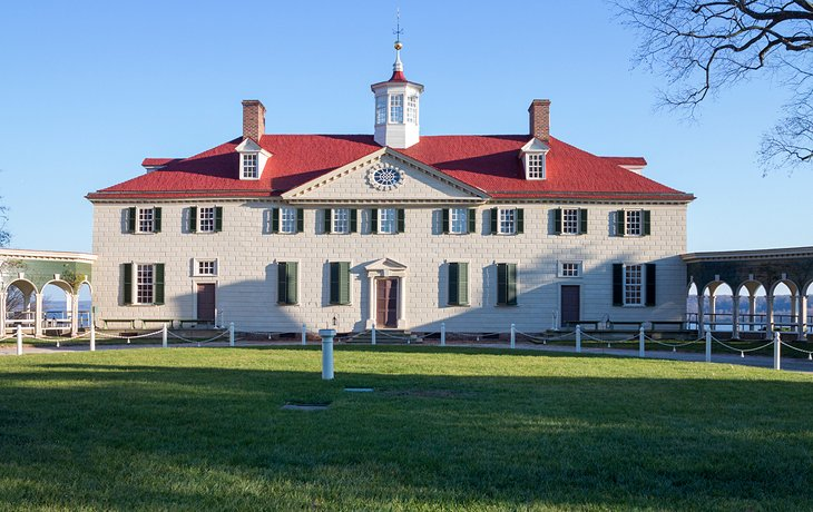 Mount Vernon: President George Washington's Manor House