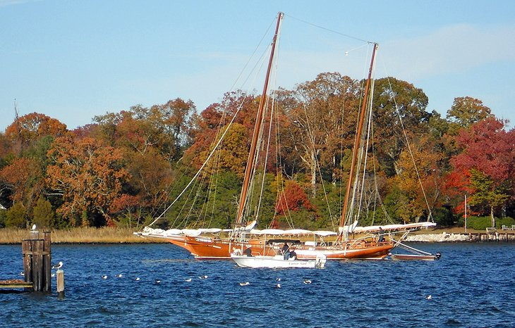 Solomons Island: A Peaceful Riverfront Community