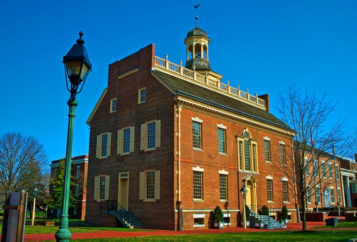 9 TopRated Tourist Attractions in Delaware – Tourist Attractions Map In Delaware