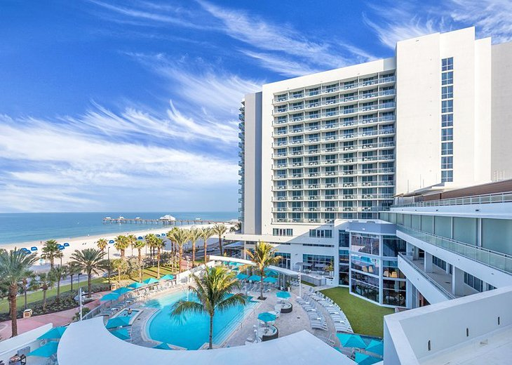 Photo Source: Wyndham Grand Clearwater Beach