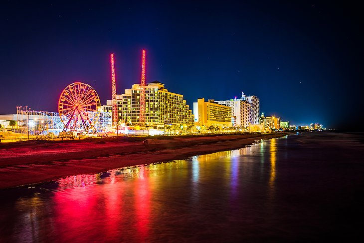 Free Attractions In Daytona Beach Florida