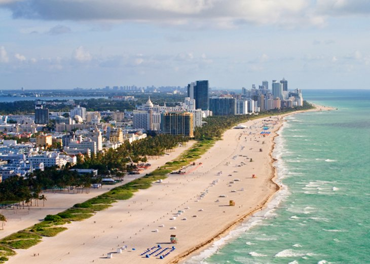 Miami Beach and the Art Deco Historic District