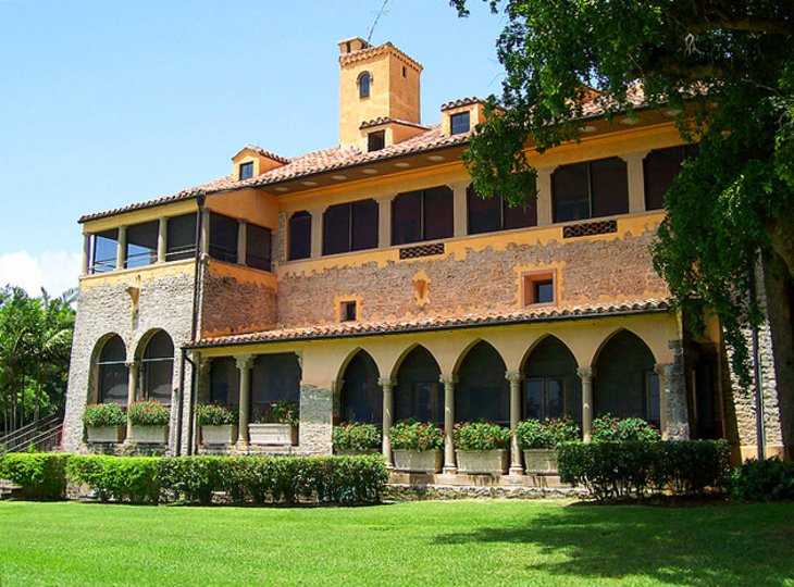 Deering Estate en Cutler
