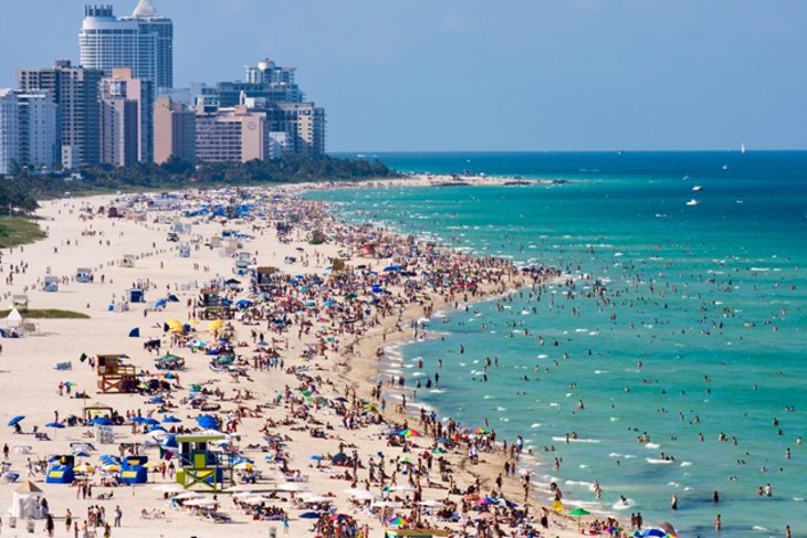 17 TopRated Tourist Attractions in Miami – Miami Beach Tourist Map