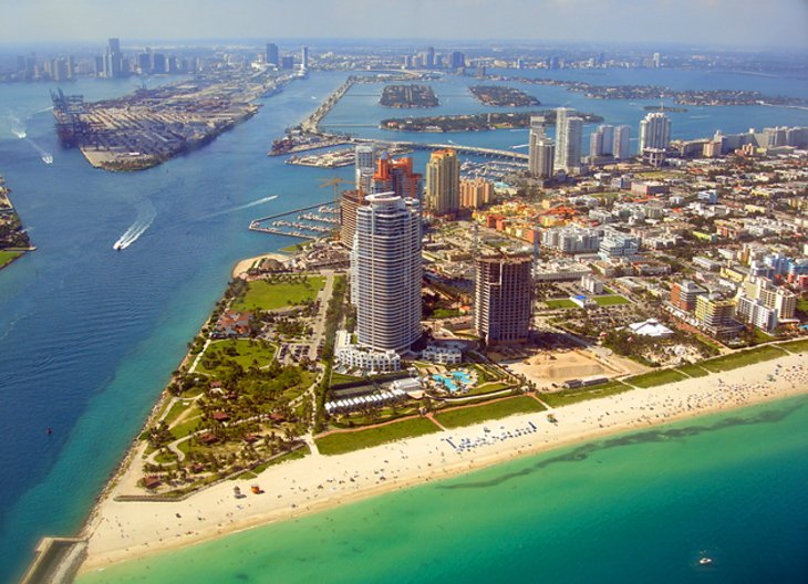 11 best places to visit in florida planetware for Best places to live in florida by the beach