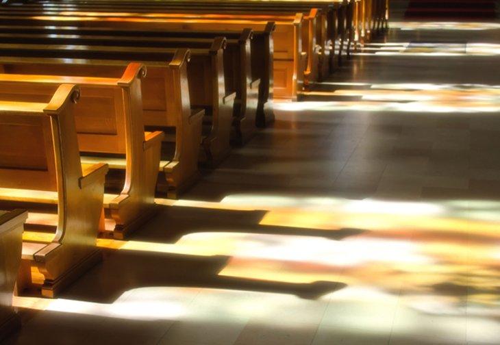 کلیسای حرم ملی مری، ملکه جهان