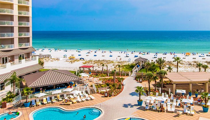 Photo Source: Hilton Pensacola Beach
