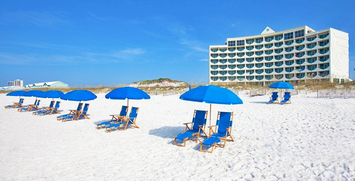 Photo Source: Holiday Inn Express Pensacola Beach