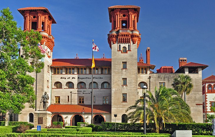 11 TopRated Tourist Attractions in St Augustine – St Augustine Tourist Attractions Map