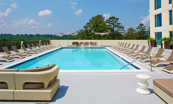 Photo Source: Hyatt Regency Atlanta Perimeter at Villa Christina