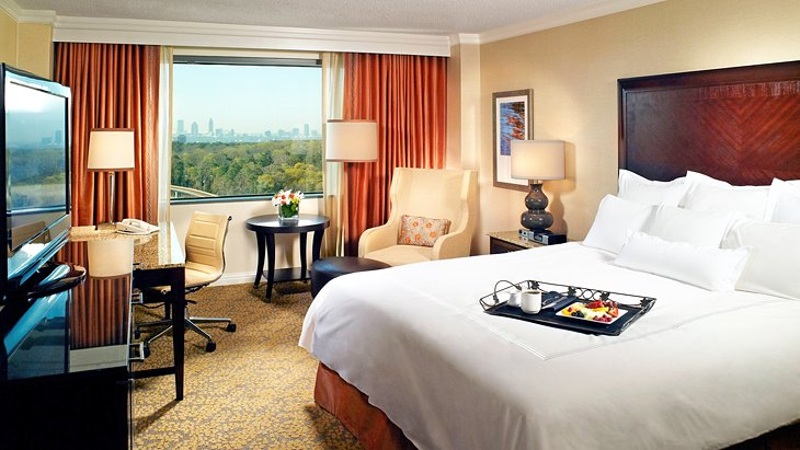 Photo Source: JW Marriott Atlanta Buckhead