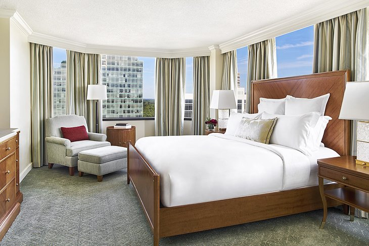 Photo Source: The Whitley, A Luxury Collection Hotel, Atlanta Buckhead