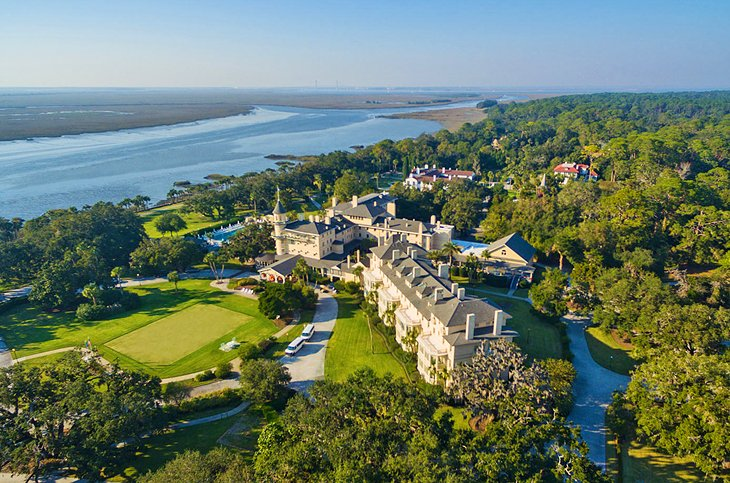 Photo Source: Jekyll Island Club Resort