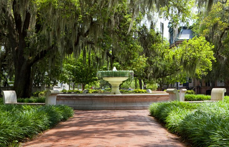 11 TopRated Tourist Attractions in Savannah – Savannah Tourist Attractions Map