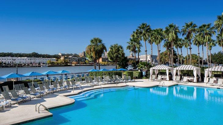 Photo Source Westin Savannah Harbor Golf Resort Spa