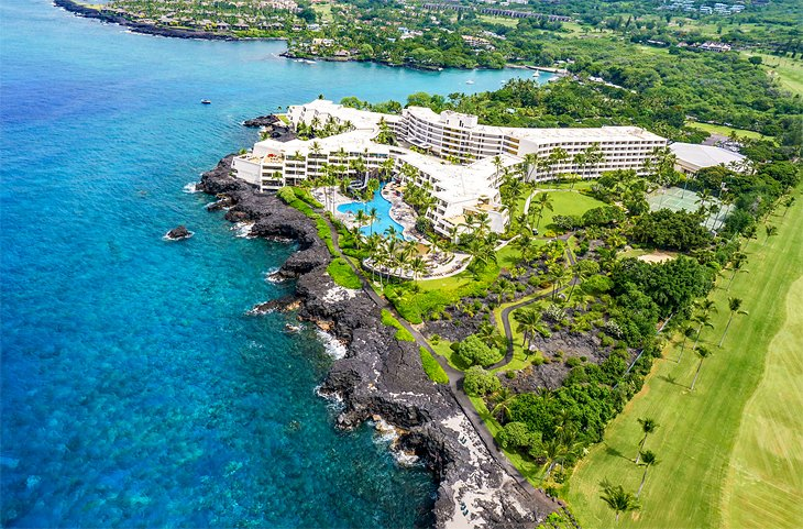 Photo Source: Sheraton Kona Resort & Spa at Keauhou Bay