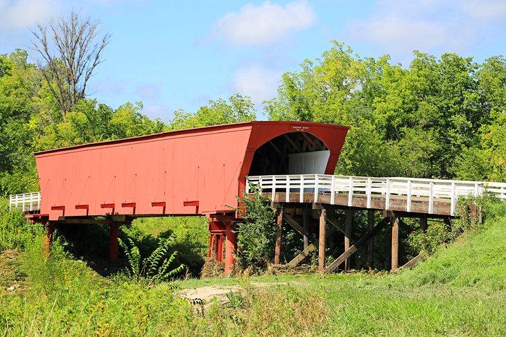 Puente Roseman, Winterset, Iowa