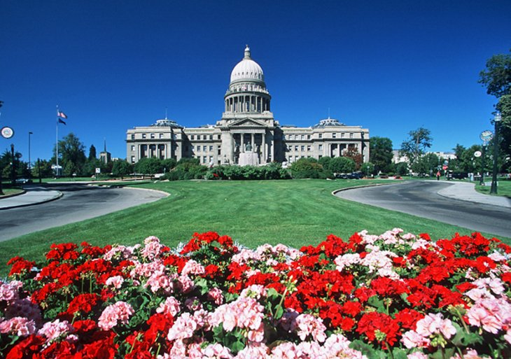 11 TopRated Tourist Attractions in Boise – Idaho Tourist Attractions Map