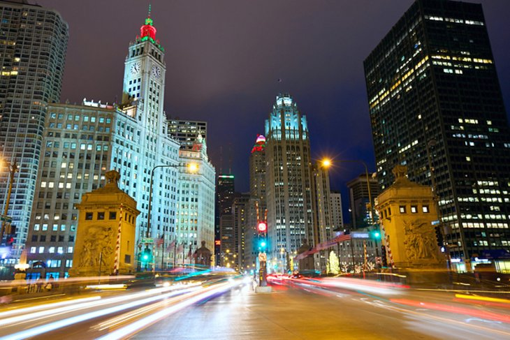 Michigan Avenue and the Magnificent Mile
