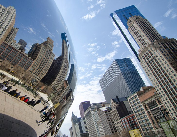 15 TopRated Tourist Attractions in Chicago – Chicago Tourist Map