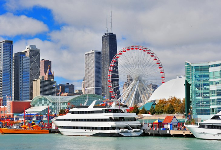 9 TopRated Tourist Attractions in Illinois – Michigan Tourist Attractions Map
