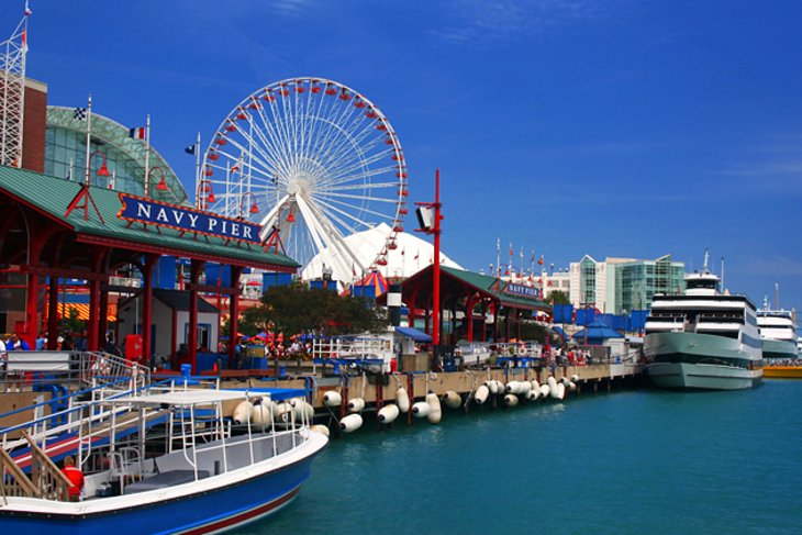 15 TopRated Tourist Attractions in Chicago – Cleveland Tourist Attractions Map