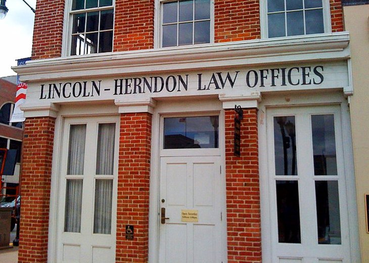 Lincoln-Herndon Law Offices State Historic Site