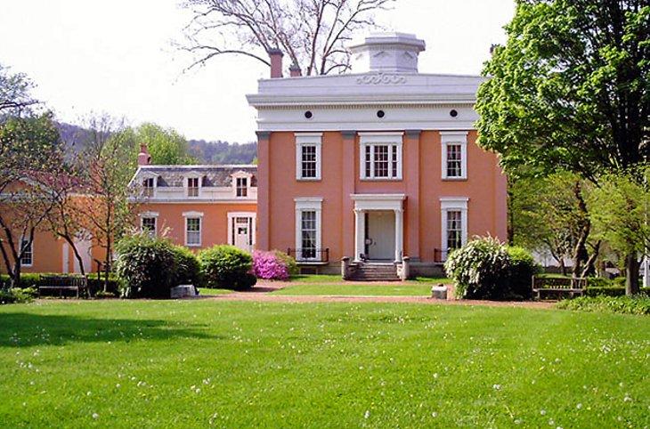 Sitio histórico estatal Lanier Mansion