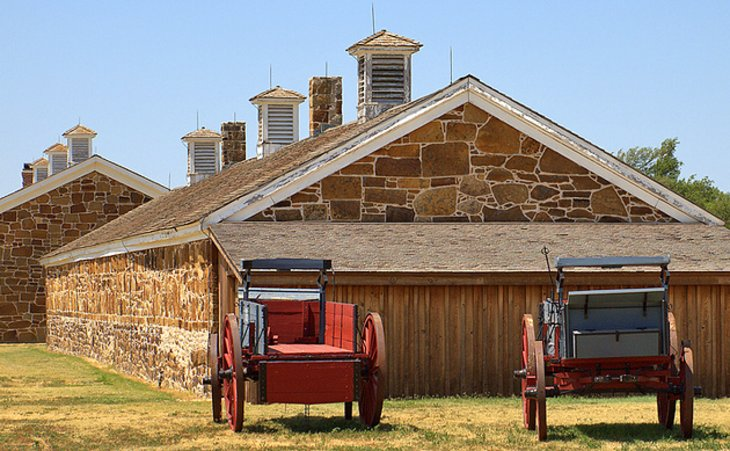 Fort Larned National Historic Site