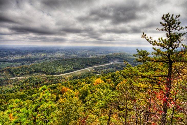 Parque histórico nacional Cumberland Gap