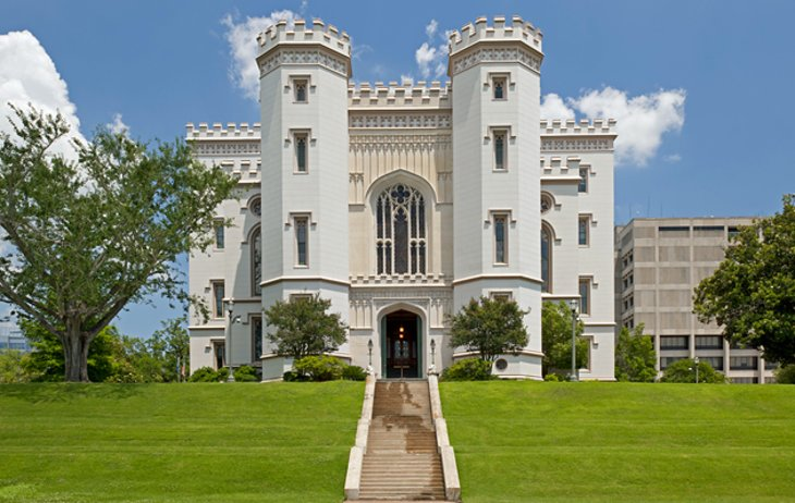 8 TopRated Tourist Attractions in Baton Rouge – Louisiana Tourist Attractions Map