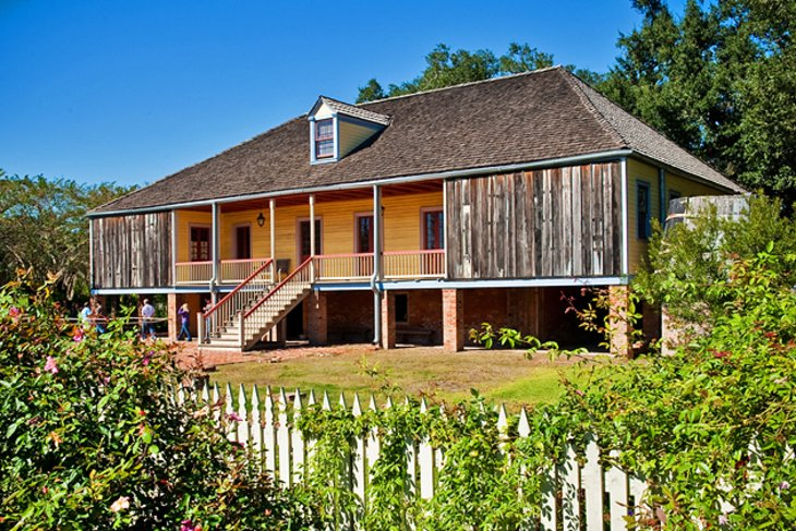 12 TopRated Tourist Attractions in Louisiana – Louisiana Tourist Attractions Map