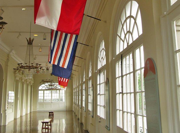 Museo Estatal de Luisiana en el Cabildo