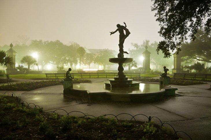 Descripción de la zona Louisiana-new-orleans-city-park