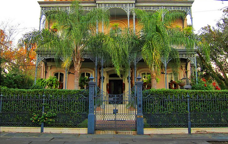 15 top rated tourist attractions in new orleans planetware Garden district new orleans