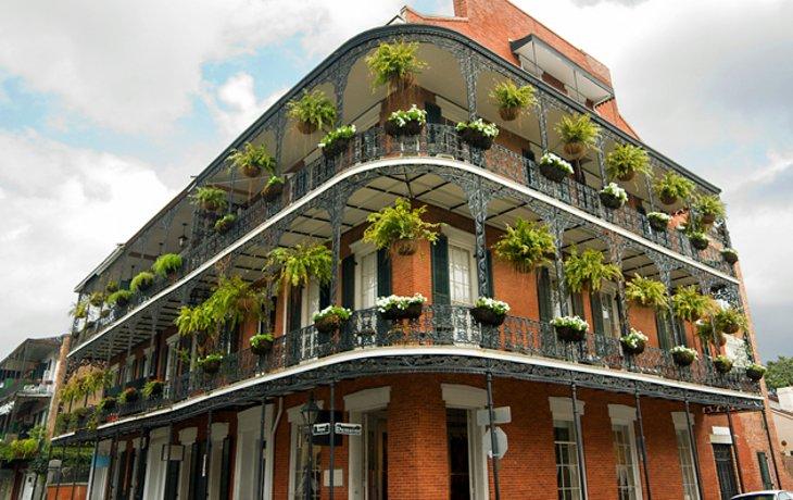 Royal Street New Orleans Food