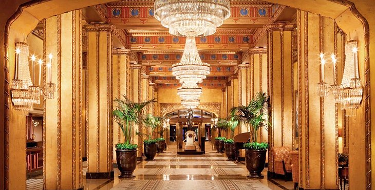 Photo Source: The Roosevelt New Orleans, a Waldorf Astoria Hotel