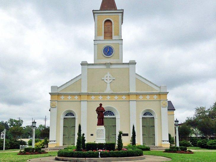Iglesia católica St. Martin de Tours