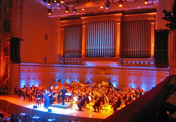 Boston Pops y Boston Symphony Orchestra