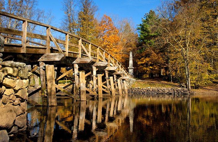 Viejo Puente Norte de Concord