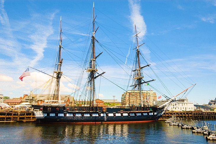 USS Constitution and Bunker Hill (Boston National Historic Park)