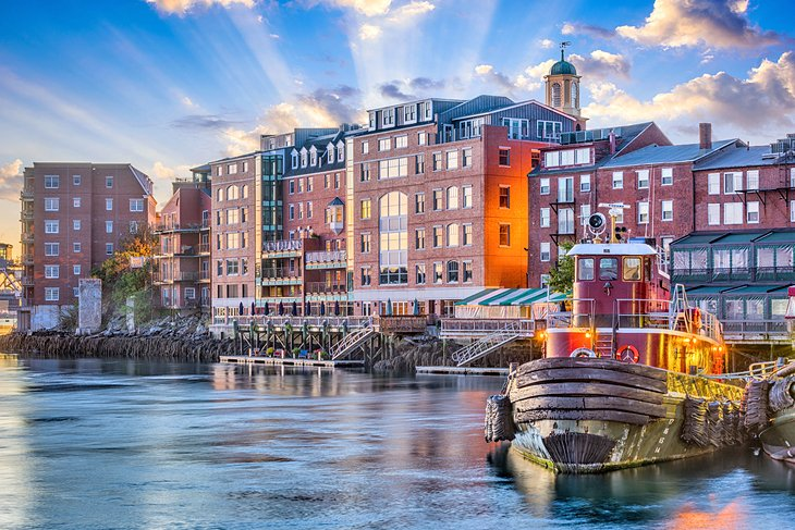Portsmouth, New Hampshire