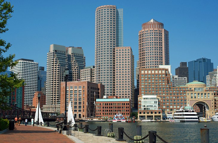 12 Best Places to Visit in Massachusetts – Massachusetts Tourist Attractions Map